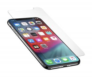 Prémiové ochranné tvrzené sklo Cellularline TETRA FORCE GLASS pro Apple iPhone XS Max