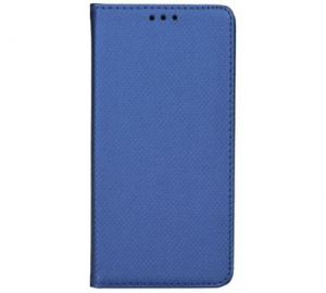 Pouzdro kniha Smart pro Huawei Y5 2019, Honor 8S, modrá