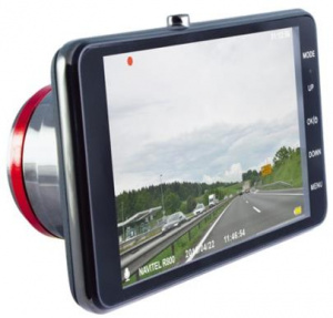 "Kamera Navitel R800 Black - kamera do auta, 4"" FullHD, 12 Mpix, 170°, G-sen."