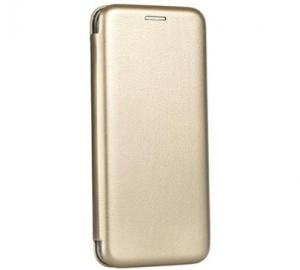 Pouzdro Forcell Elegance pro Nokia 7 Plus, zlatá