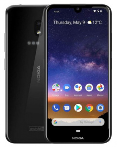 Nokia 2.2 DS Black (dualSIM) 16GB/ 2GB (Android 9.0)