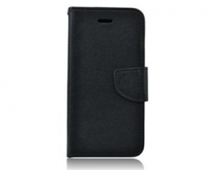 Pouzdro typu kniha pro Nokia 3, černá (BULK)