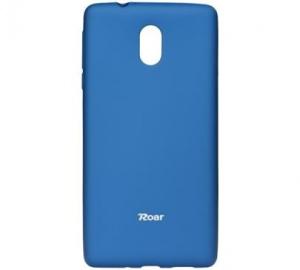 Kryt ochranný Roar Colorful Jelly pro Nokia 8, modrá