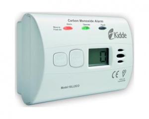 Detektor CO Kidde 10LLDCO Nanowax LCD
