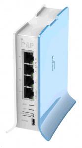MikroTik hAP lite RB941-2nD-TC wireless AP pro domácnost a kancelář