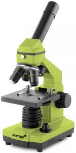 Levenhuk Mikroskop Rainbow 2L Lime