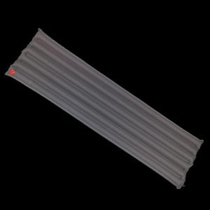 YATE BUŘTOVKA 7,0 šedá Nafukovací karimatka 6-trubic s integrovanou pumpou
