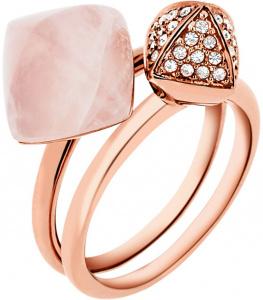 Luxusní sada dvou prstenů MKJ5255791