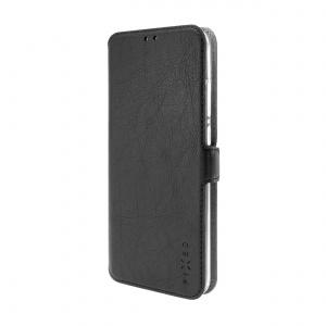 Tenké pouzdro typu kniha FIXED Topic pro Nokia 1.4, černé