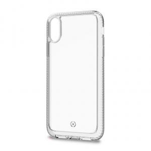 Zadní kryt CELLY Hexalite pro Apple iPhone XR, bílý
