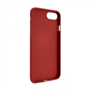 Zadní pogumovaný kryt FIXED Story pro Apple iPhone 11 Pro, červený