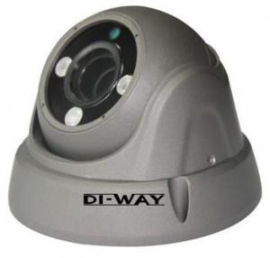 DI-WAY AHD anti-vandal venkovní dome IR kamera 960P, 2,8-12mm, 30m