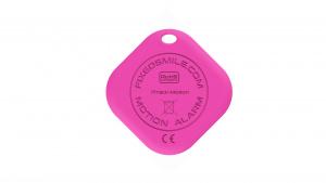 Key finder FIXED Smile s motion senzorem, růžový
