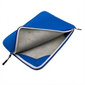 """Neoprénové pouzdro FIXED Sleeve pro notebooky o úhlopříčce do 13"""", modré"""