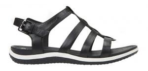 Dámské sandále D Sandal Vega Black D72R6A-00043-C9999