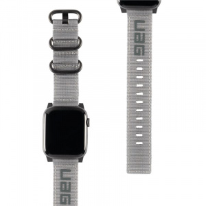 UAG Nato Strap, grey - Watch 44/42 mm
