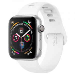 Spigen Air Fit, white - Apple Watch 40/38mm