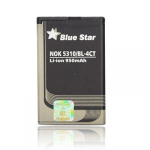Baterie BlueStar Nokia 5310, 2720F, 5630, 6600F, 6700s, 7210s, 7310s, X3  (BL-4CT). 950mAh Li-ion