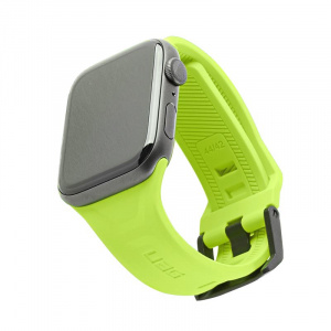 UAG Scout Strap, neon green - Apple Watch 44/42 mm