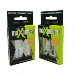 Baterie Max Power Samsung S7230, S5570, S5330, 533 EB494353VU 1200mAh Li-ion
