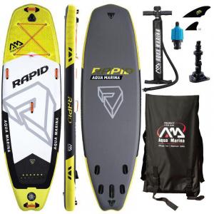 Paddleboard Aqua Marina RAPID ISUP SET