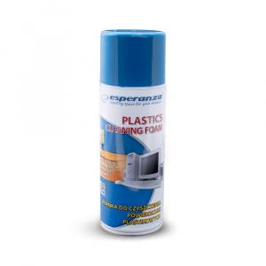 Čistící pěna na plasty 400ml