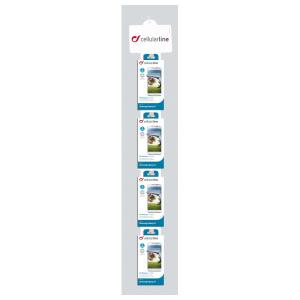 POS - Závěsný držák Cellularline STRIPS, 4 háky