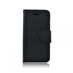 Pouzdro FANCY Diary Huawei P8 Lite (2017), P9 Lite (2017), Honor 8 Lite barva černá