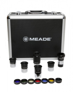 """Meade Series 4000 1.25"""" Eyepiece and Filter Set"""