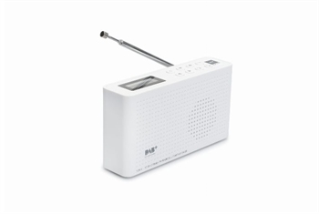 Rádio TON4 DAB+/FM/INTERNET/BLUETOOTH, bílá