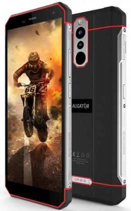 Aligátor RX700 eXtremo LTE Black-Red 32GB/3GB (Dual SIM) vodě odolný IP68