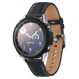 Spigen Liquid Air, black - Galaxy Watch 3 41mm