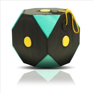YATE Cube Polimix ČERNÁ-ZELENÁ var.8