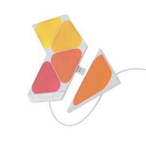 Nanoleaf Shapes Triangles Mini Starter Kit 5 Pack