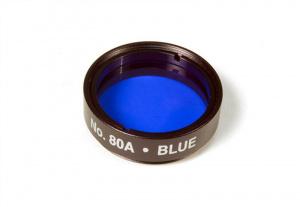 "Levenhuk color filteblue NO80A, 1.25"""