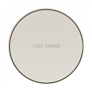 Indukční nabíječ FC01 FAST Charge 2A barva bílá