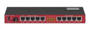 MikroTik RouterBOARD 2011UiAS ethernet router