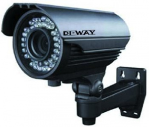 DI-WAY AHD venkovní IR kamera 720P, 2,8-12mm, 40m