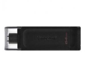 Flash disk USB-C 64GB Kingston DT70 3.2 gen. 1
