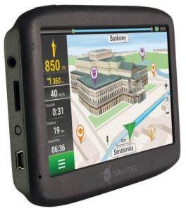 "navigace GPS do auta Navitel F150, 5"" offline mapy (ČR, SK, PL, BY, UA)"