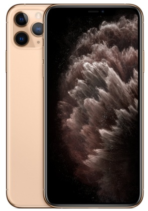 Apple iPhone 11 Pro Max 256 GB Gold CZ
