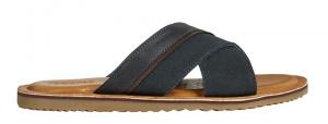 Pánské pantofle U Artie Navy U02V1B-01043-C4002