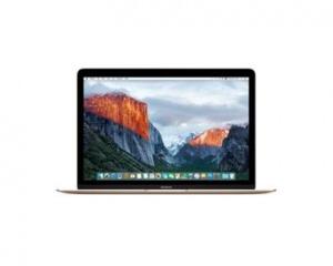 Apple MacBook 12'' Core M5 1.2GHz, 8GB, 512GB, CZ, Gold
