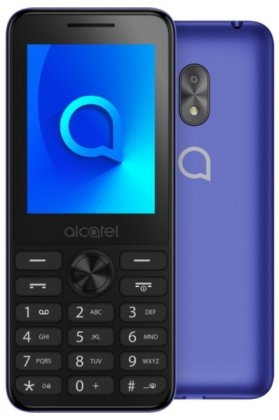 Alcatel 2003D Metallic Blue (dualSIM)