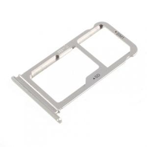 Držák (šuplík) SIM Huawei MATE  10 bílá