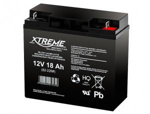 Baterie Xtreme 12V/18Ah gelový  akumulátor