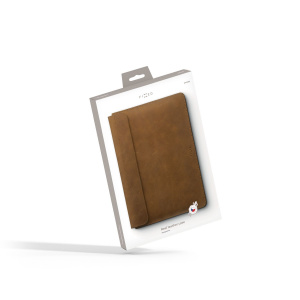 Kožené pouzdro FIXED Oxford pro Apple Macbook 12