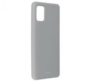 Kryt ochranný Roar Colorful Jelly pro Samsung Galaxy A22 5G (SM-A226), šedá
