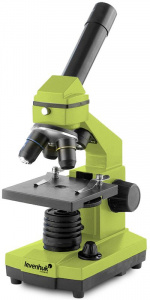 Levenhuk Mikroskop Rainbow 2L PLUS Lime
