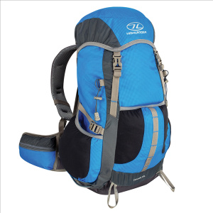 HIGHLANDER Cascade 28 l Batoh modrý